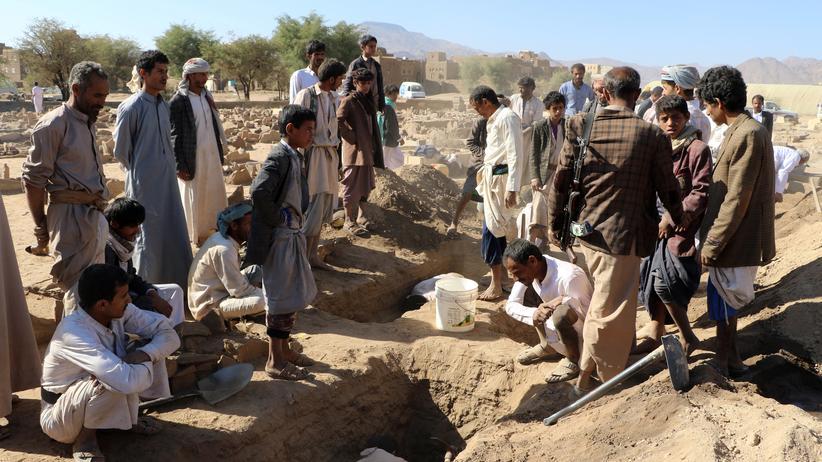 Hungersnot: Vereinte Nationen fordern Ende der Blockade im Jemen