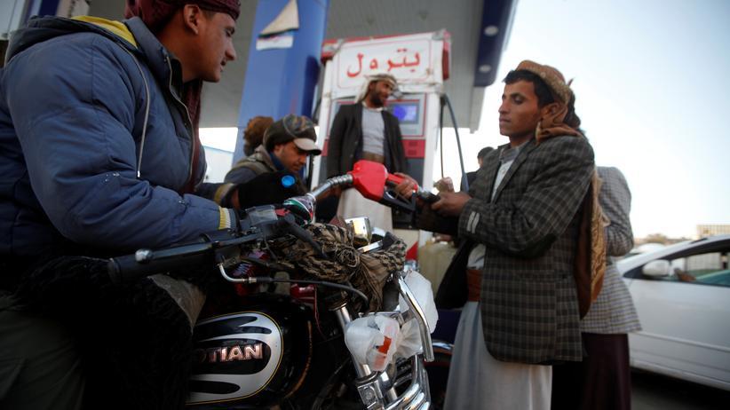 Jemen : Verletzte bei Luftangriff auf die Hauptstadt Sanaa