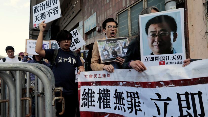 Jiang Tianyong chinesischer Anwalt