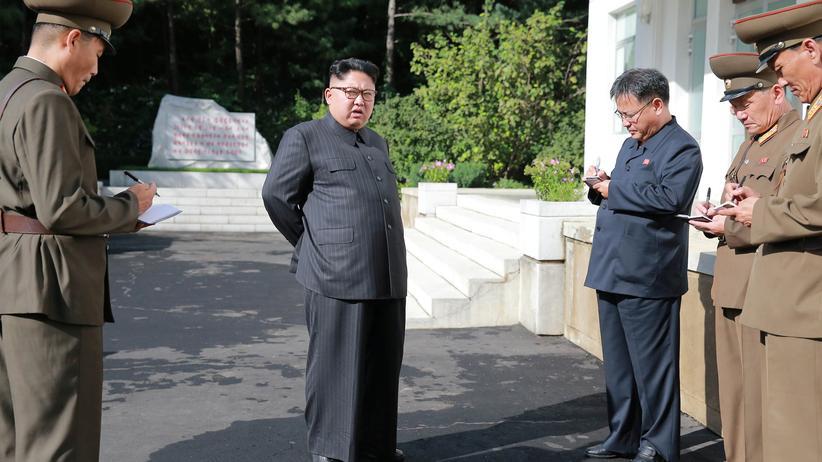 Atomkonflikt: Nordkorea feuert Langstreckenrakete ab