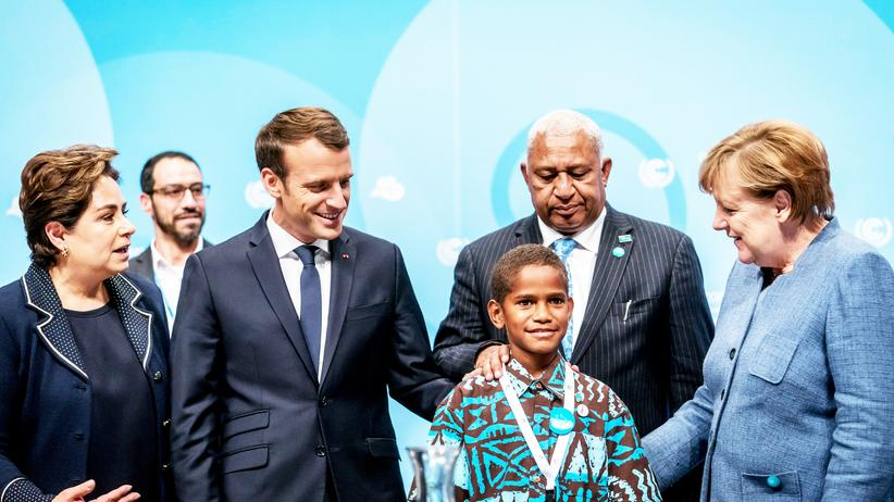 """Weltklimakonferenz: """"Wir haben hier in Bonn einen neuen Geist erlebt"""""""