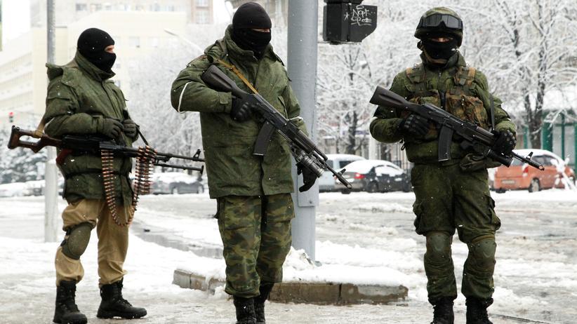 Ostukraine: Separatistenführer tritt zurück
