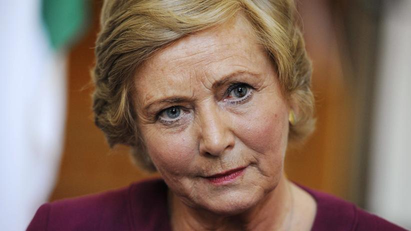 Irland: Vizeregierungschefin Frances Fitzgerald tritt zurück