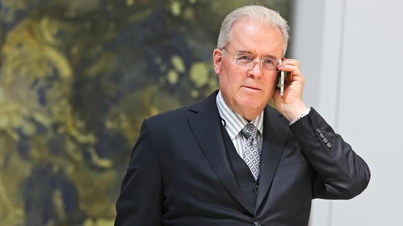 Der Milliardär Robert Mercer