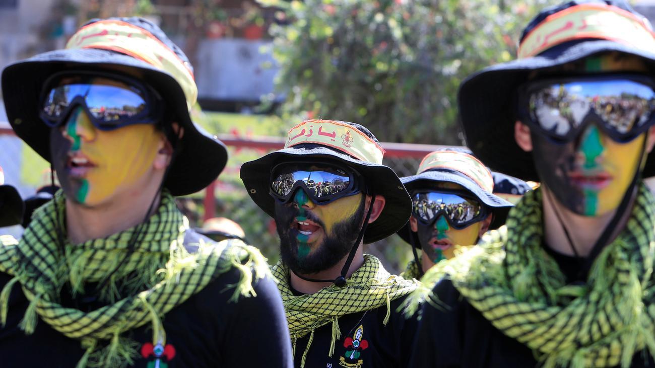 Saudi-Arabien sieht sich in einem Krieg mit dem Libanon