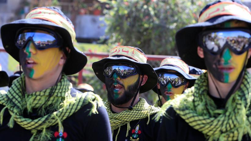 Mitglieder der Hisbollah