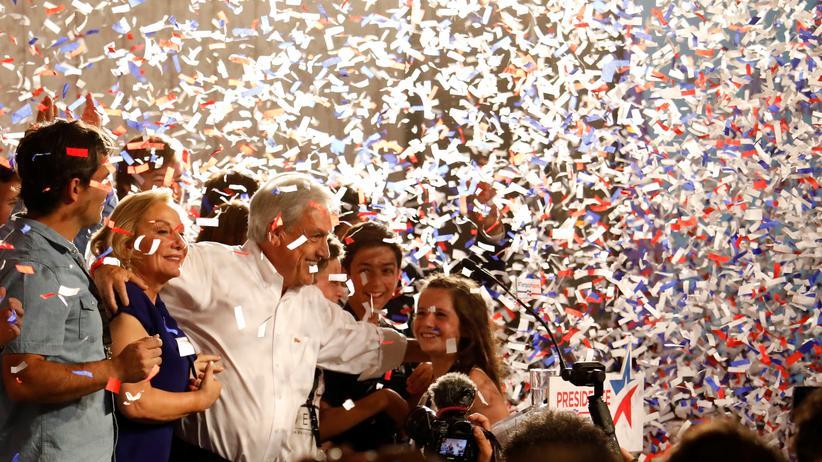 Wahlen in Chile: Leicht nach rechts geschwenkt