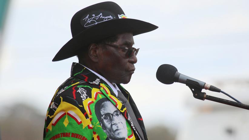 Robert Mugabe: Geh endlich, alter Mann