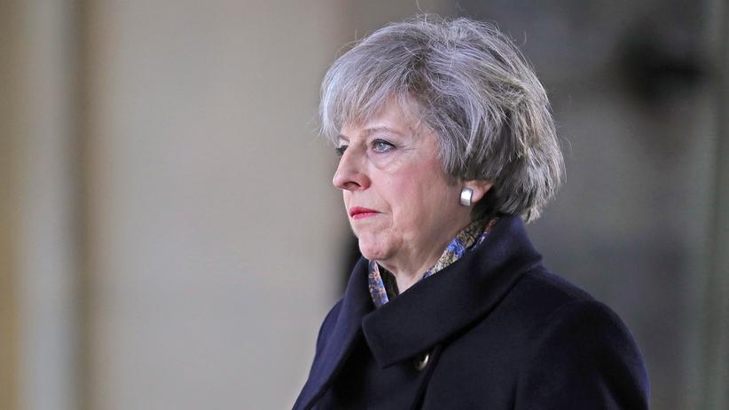 Theresa May: Der konservative Widerstand gegen May wächst