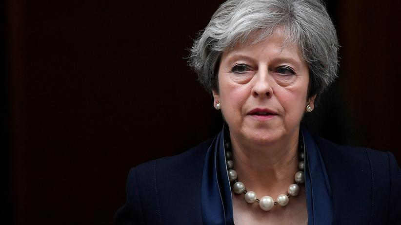 Theresa May: Nichts als Probleme
