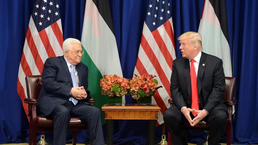 Nahostkonflikt: Streit zwischen USA und Palästinensern eskaliert