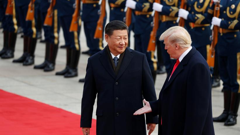 Trump in Asien: USA und China vereinbaren Deals in Milliardenhöhe