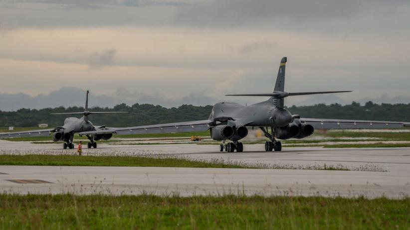 Nordkorea-Konflikt: US-Bomber fliegen im südkoreanischen Luftraum