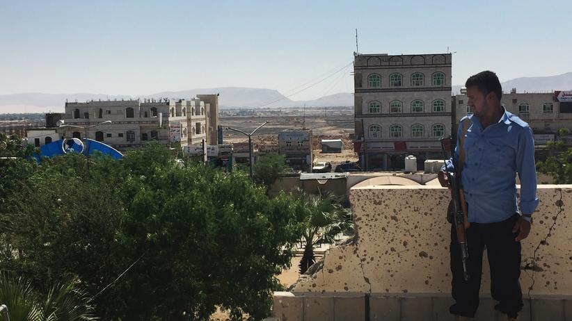 Jemen: Nur das Kat ist sicher