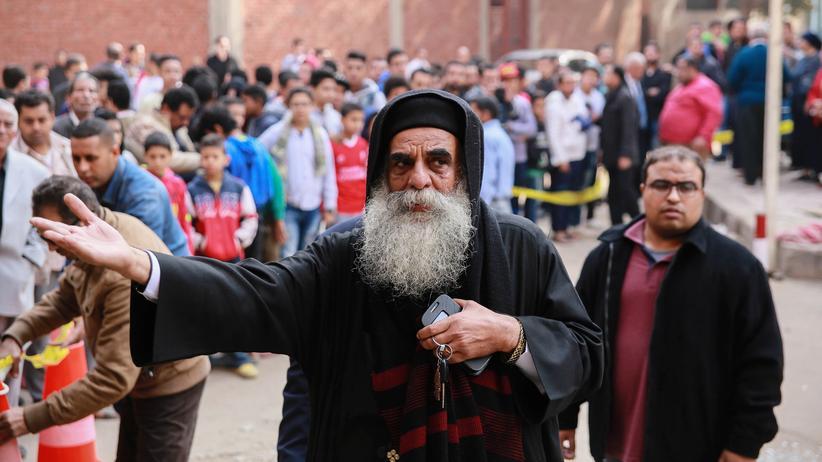 Ägypten: Mehrere Tote bei Angriff auf Kirche in Kairo