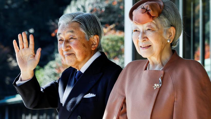 Kaiser Akihito: Japans Kaiser dankt ab