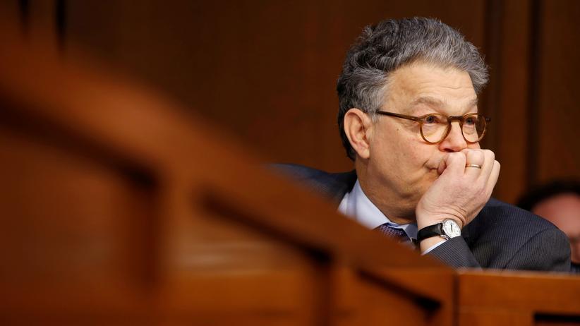 Al Franken: Anzeichen für Rücktritt verdichten sich