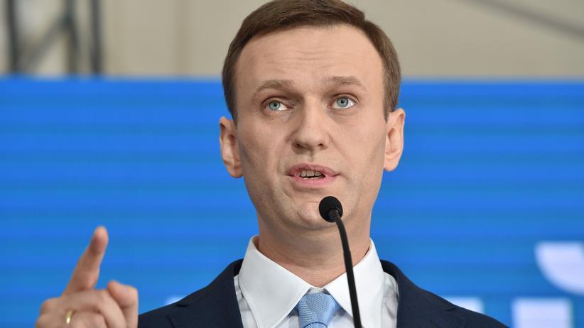 Russland: Nawalny kandidiert als Präsidentenbewerber