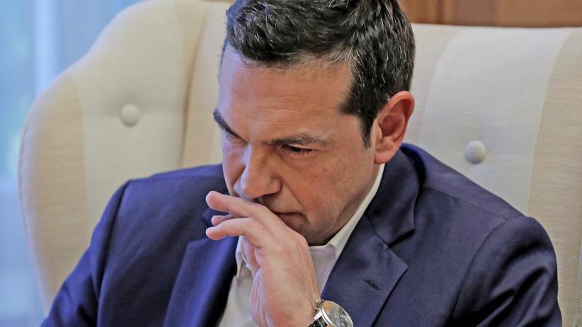 Putschversuch: Tsipras will Asyl für türkischen Offizier aufheben