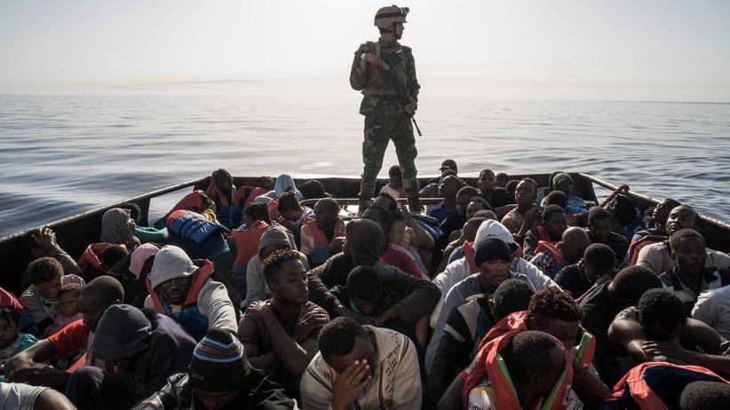 Libyen: Amnesty macht EU für Misshandlungen von Flüchtlingen verantwortlich