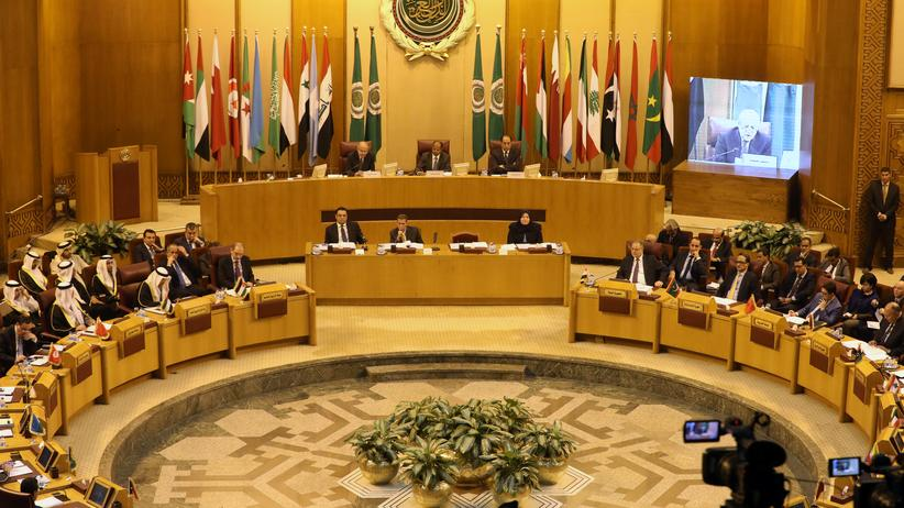 Jerusalem-Entscheidung: Arabische Liga stellt sich gegen Trumps Beschluss