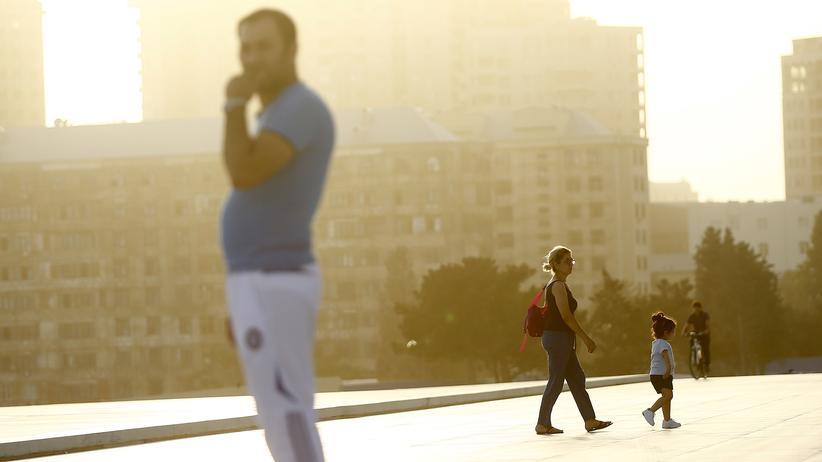 Aserbaidschan: Knast oder geschenkte Wohnung?
