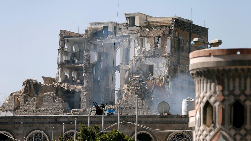 Bürgerkrieg im Jemen: Der Frieden rückt in weite Ferne