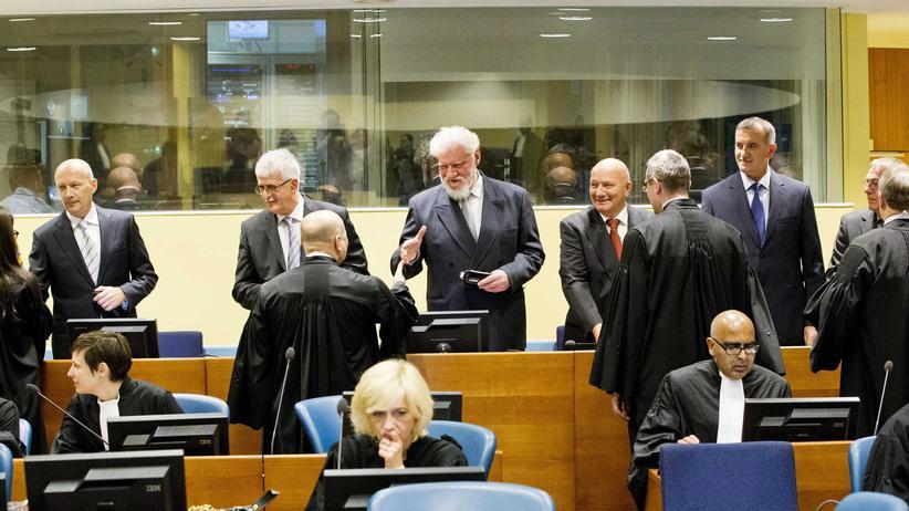 Den Haag: Experten sollen Praljaks Suizid untersuchen