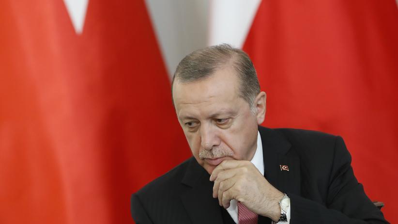 Reza Zarrab: Türkisch-iranischer Goldhändler belastet Präsident Erdoğan