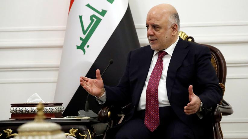 """""""Islamischer Staat"""": Irak verkündet Ende des Krieges gegen den IS"""