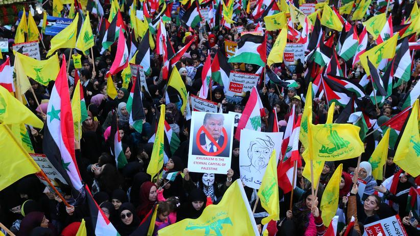 Hisbollah-Anhänger