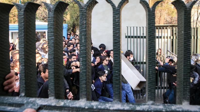 Iran: Ein unberechenbares Land