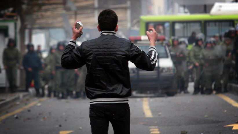 Iran: US-Regierung verurteilt Festnahme von Demonstranten