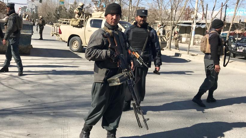Afghanistan: Mindestens 40 Tote durch Selbstmordanschlag in Kabul