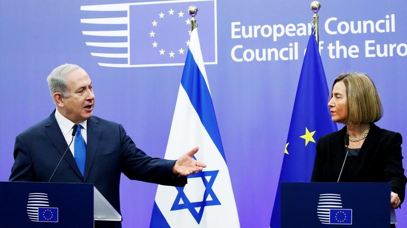 Israel: Netanjahu fordert von EU-Staaten Anerkennung Jerusalems