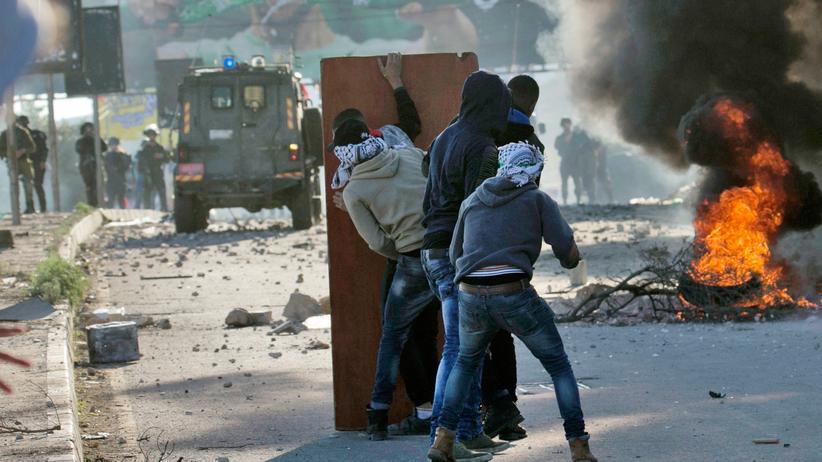 Israel: Ein Toter bei Krawallen in Nahost