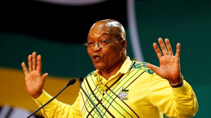 Afrikanischer Nationalkongress: Duell um Südafrikas Zukunft