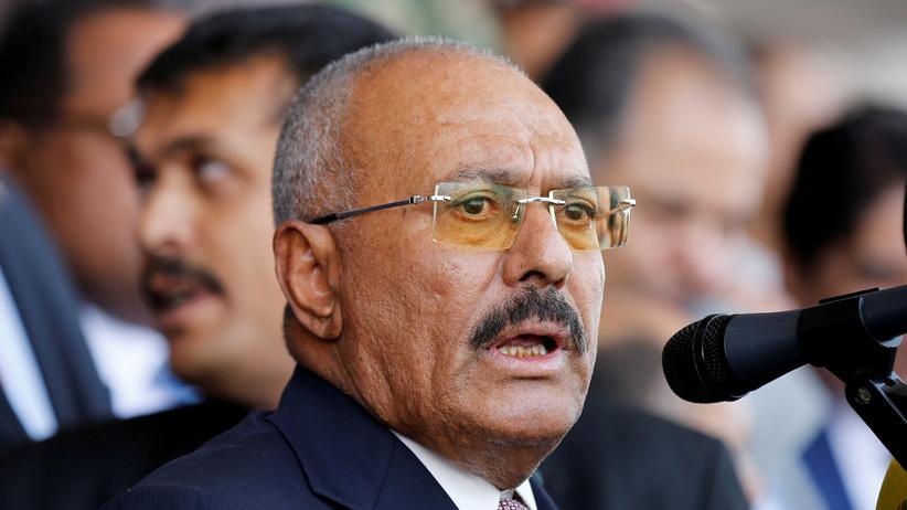 Ali Abdullah Salih: Jemens Ex-Präsident zu Gesprächen mit Saudi-Arabien bereit
