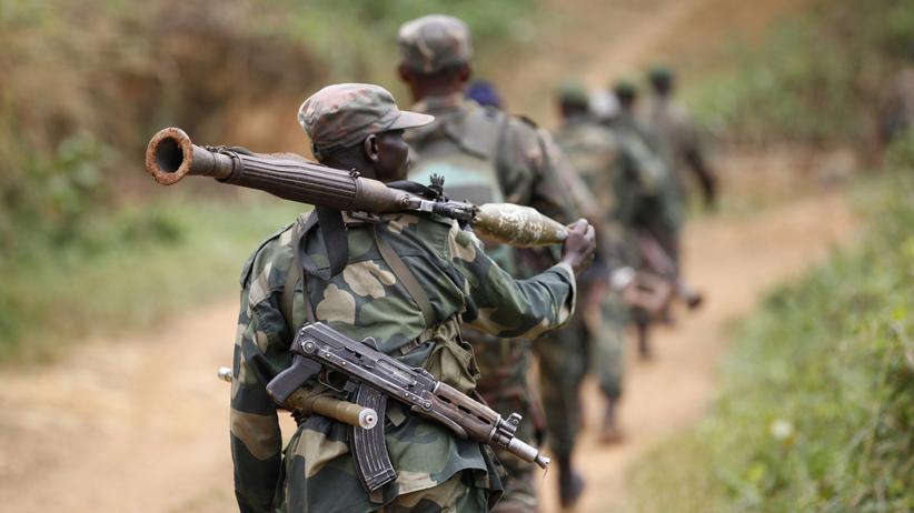 Afrika: Ugandas Armee tötet mehr als 100 Rebellen im Kongo