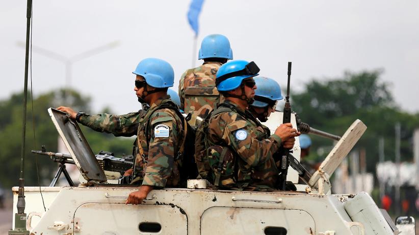 Kongo: 19 Tote bei Angriff auf Blauhelmsoldaten