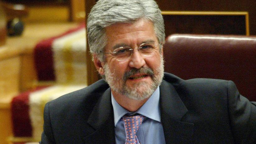 Manuel Marín: Der spanische Politiker Manuel Marín ist im Alter von 68 Jahren gestorben.