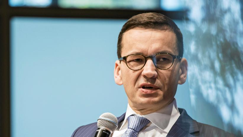 Polen: Mateusz Morawiecki soll Regierungschef in Polen werden.