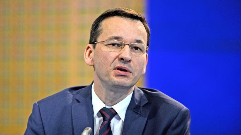 Parteikreise - Polens Regierungschefin Szydlo vor der Ablösung