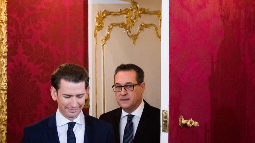 """Österreich: """"Eine gefährliche Entwicklung im politischen Leben Europas"""""""