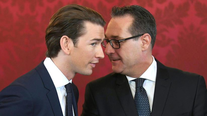 Österreich: Am rechten Rand