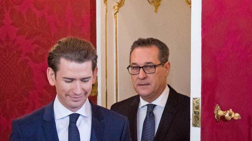 Österreichische Regierung Boykott EU-Präsidentschaft
