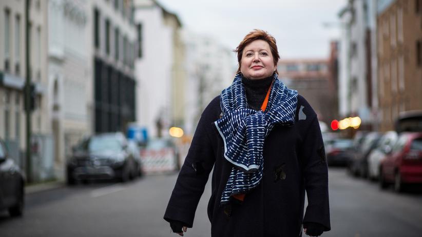 """Olga Romanowa: """"Sie wollten mich ins Gefängnis bringen"""""""