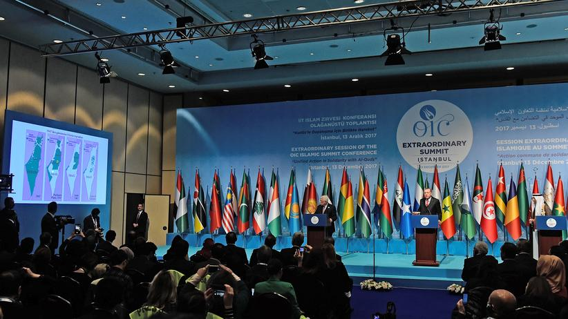Organisation für Islamische Zusammenarbeit OIC