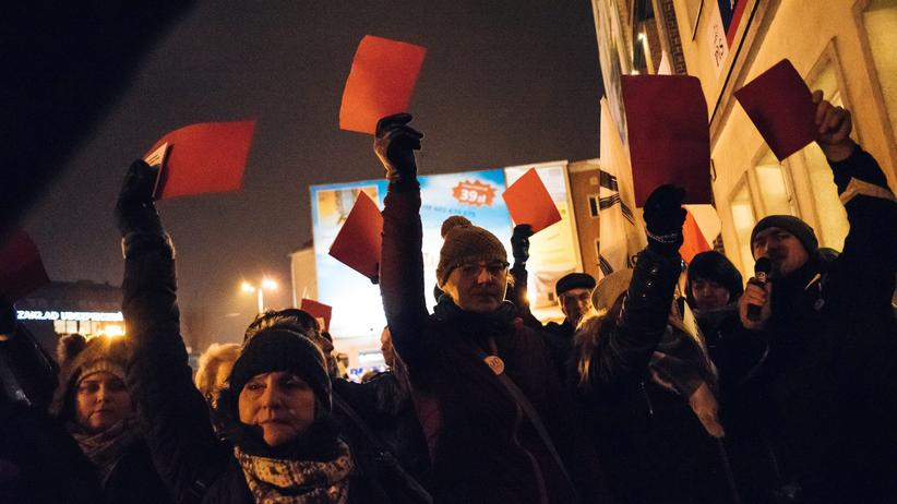 Polen: Medienaufsicht verhängt Rekordstrafe gegen TV-Sender