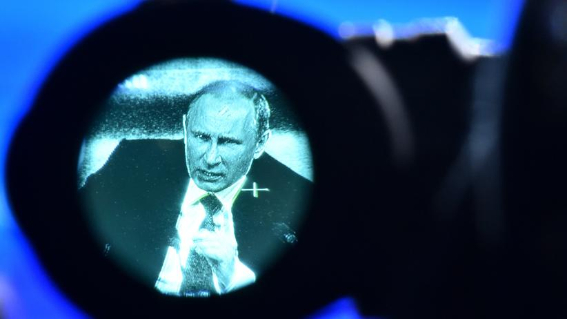 Pressefreiheit: Russlands Präsident Wladimir Putin